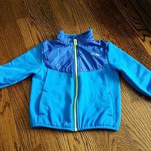 Champion 2T Zip Up Light Jacket/Fleece